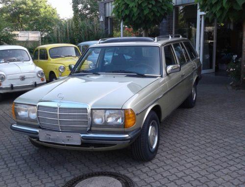Mercedes 230 TE Kombi