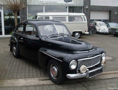 Volvo 444 Buckel