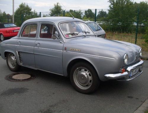 Renault Dauphine Ondine