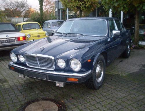Jaguar Sovereign XJ Automatic