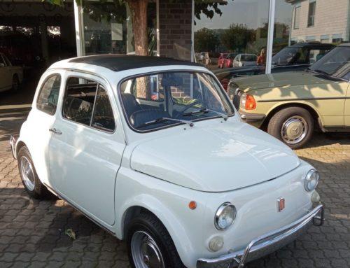 Fiat 500 – RESERVIERT