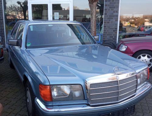 Daimler Benz 300 SE